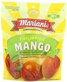 Mariani Philippine Mango, 4-ounce Resealable Bag