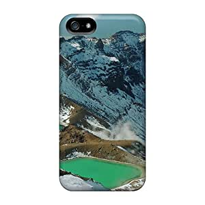 Awesome Cases Covers/iphone 5/5s Defender Cases Covers(beautiful Emerald Lakes)