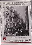 img - for Ocaso del Sistema Canovista: Elecciones Generales En Castellon, 1903-23 book / textbook / text book