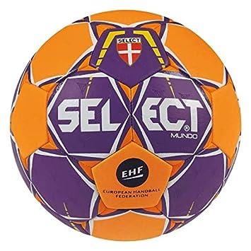 Select Mundo - Pelota de Balonmano (10 Unidades, tamaño 2), Color ...