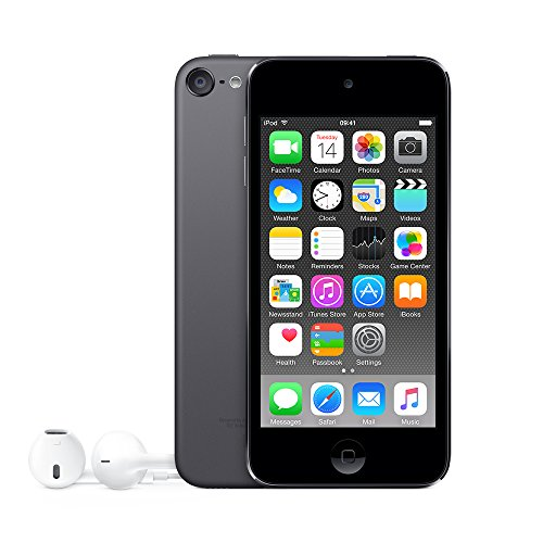 Apple iPod Touch 16GB Space Gray (6th Generation) MKH62LL/A