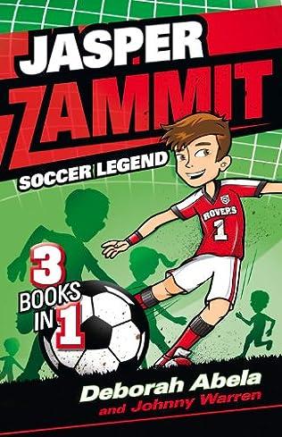 book cover of Jasper Zammit