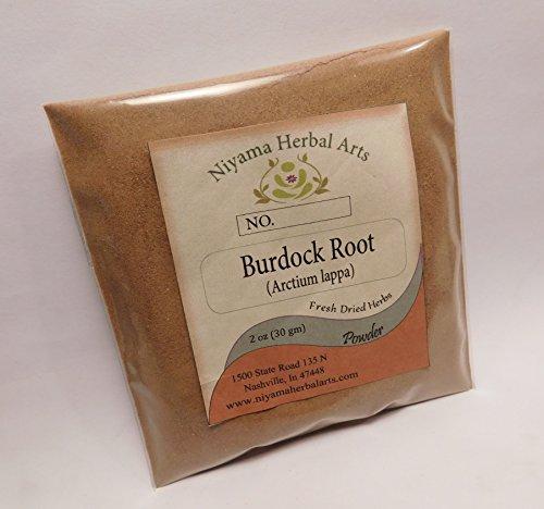 Burdock Root Powder, Premium Quality (2 (Burdock Root Powder)