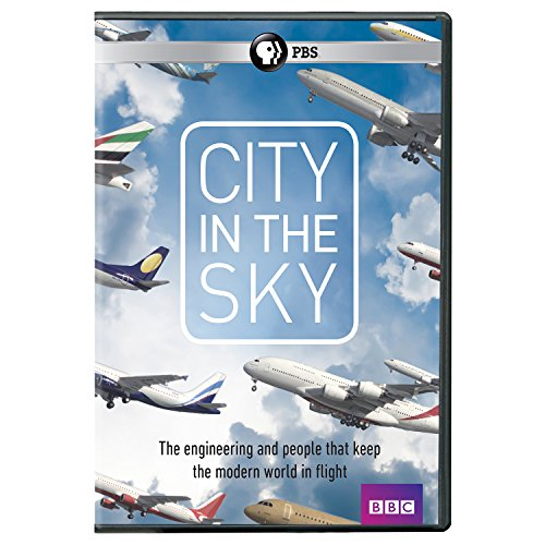 City In The Sky DVD (Best Frequent Flyer Program)