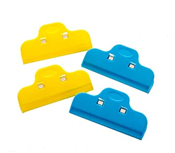 tankerstreet Clips para bolsas de almacenamiento de ...