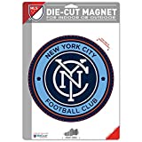 New York City FC Die Cut Logo Magnet