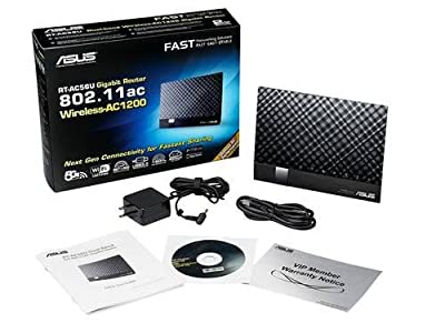 ASUS Dual-Band Wireless Router (RT-AC56U)