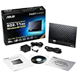 ASUS AC1200 5th Gen Dual-Band Wireless RT-AC56U Gigabit Router
