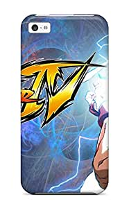 Pretty Iphone 5c Case Cover/ Street Fighter Series High Quality Case