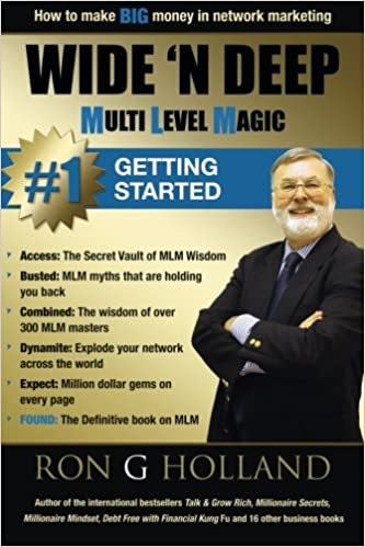 Wide N Deep: Getting Started: Volume 1 (MLM Success): Amazon ...