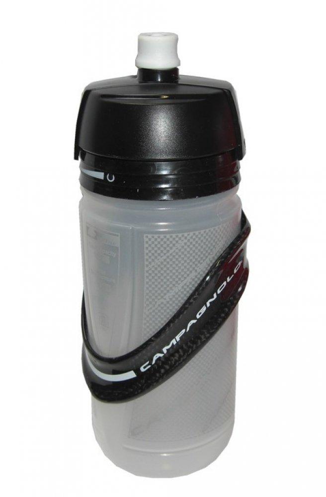 Trinkflaschenhalter Super Record BC12-SRC inkl. Trinkflasche