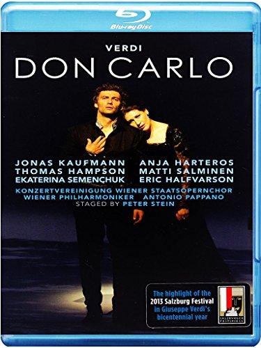 Blu-ray : Jonas Kaufmann - Don Carlo (Blu-ray)