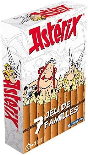 Jeu 7 familles - Asterix