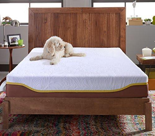 home, kitchen, furniture, bedroom furniture, mattresses, box springs,  mattresses 2 image Live and Sleep Elite - Queen Size Memory Foam deals