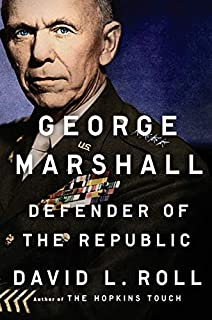 Book Cover: George Marshall: Defender of the Republic