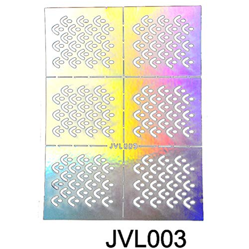 Nail Art Nail sticker,nail decals Art Transfer stickers for nails Design Hollow Manicure Tips Decal Decoration Tool #y4,China,C