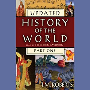 History of the World, Updated Audiobook