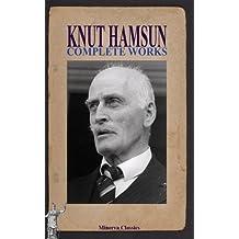 Complete Works of Knut Hamsun