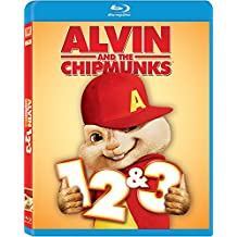 Alvin and the Chipmunks 1, 2 & 3 Blu-ray