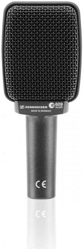 Micr/ófono Sennheiser 500074 e609 Silver