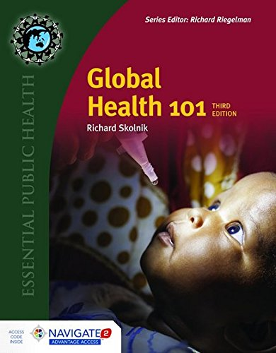 Global Health 101 (Essential Public Health) cover