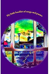 My little booklet of songs and poems Kindle Edition