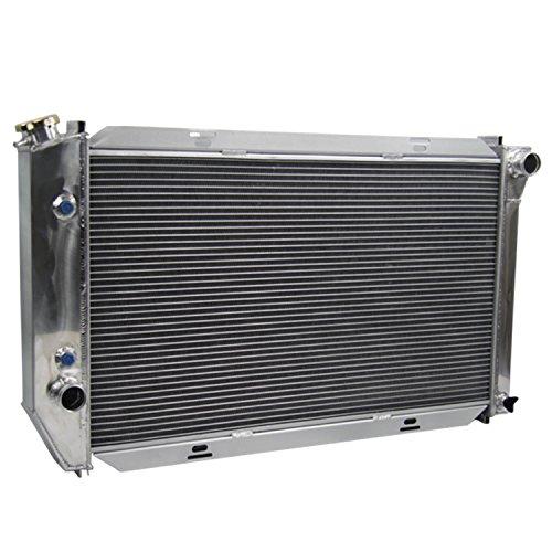 CoolingCare 3 Row Full Aluminum Radiator for 1972-1979 Ford Torino/Ranchero/Ranchero Multiple Models