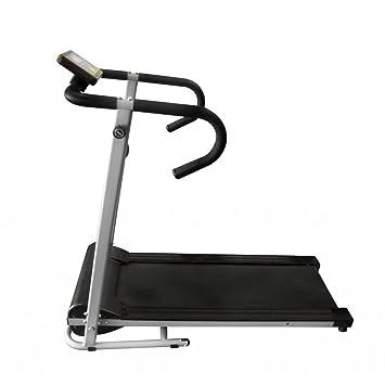 AXU | Cinta de correr fitness con 7.62 cm display: Amazon.es ...