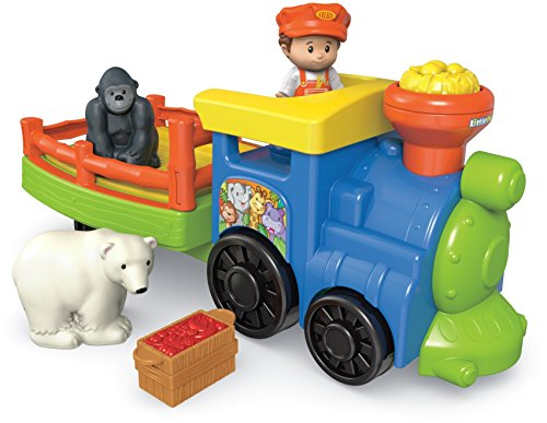 - Fisher-Price Little People Choo-Choo Zoo Train