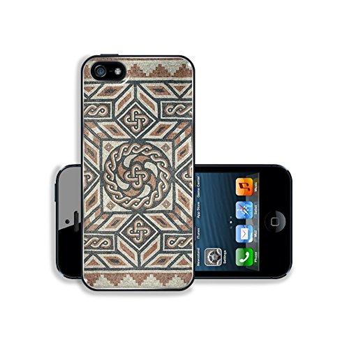 - MSD Premium Apple iPhone 5 iphone 5S Aluminum Backplate Bumper Snap Case Image ID 24493366 Ancient Mosaic flooring