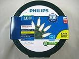 Philips Energy Saving LED 200 Warm White Mini Lights Spool