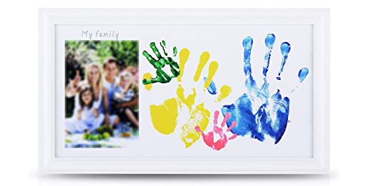 NWK DIY Family Photo + Family Hand/Footprints Kit