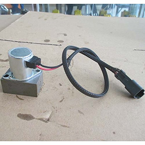 PC78MR-6 Main Pump Solenoid Valve 702-21-55901 For Komatsu Hydraulic Excavator