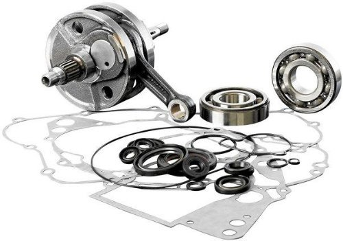 Crankshaft Piston Wiseco (Wiseco Crankshaft Kit for Yamaha YZ-250 01-02 by Wiseco)
