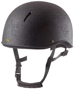 Devon-Aire Adult Riding Helmet, Black, Small
