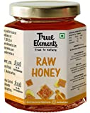 True Elements Unprocessed Raw Honey, 350gm