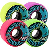 Spitfire Chargers Conical 80HD Mashup Skateboard Wheels 56mm 80a (Set of 4)