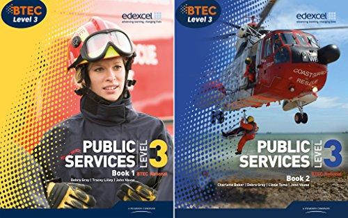 (Level 3 BTEC National Public Service)
