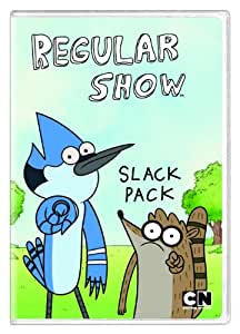 Cartoon Network 's Regular Show: Slack Pack