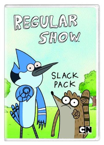 amazon com cartoon network regular show the slack pack various