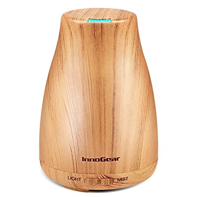 InnoGear Upgraded Aromatherapy Essential Oil Diffuser