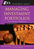 img - for Managing Investment Portfolios (text only)3rd (Third) edition by J. L. Maginn book / textbook / text book