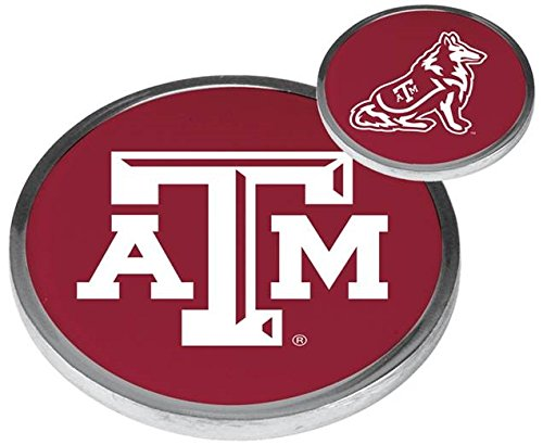 Texas A/&M Aggies Ball Marker Challenge Coin Poker Chip Metal