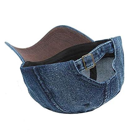 ZSOLOZ Baseball Caps Women Baseball Caps Hats For Men Denim Jeans Band Snapback Caps Casquette Plain Bone Hat Gorras Men Casual Dad Cap Hat