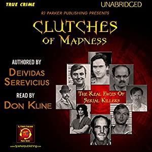 Clutches of Madness Audiobook