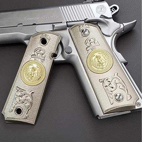 Tek_Tactical Mexican Eagle Limited time sale 1911 Grips Full S Pistol Branded goods cachas