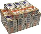 60 Decks Poker Size Playing Cards Regular New Sealed Wholesale Lot