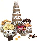 Gift Basket Box Tower   Thank You for Men and Women