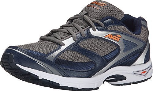 AVIA Men's Avi-Execute Running Shoe 9.5 (4E) Navy/Grey