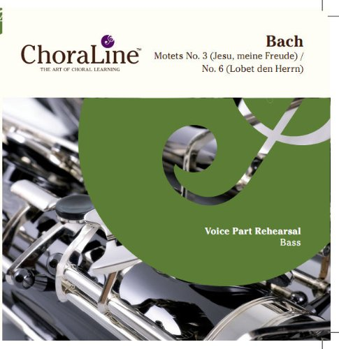 Bach Motets No. 3 & 6 BASS Rehearsal ()